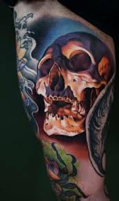 horror tattoos archives inkstylemag