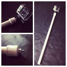 picture of 2 gopro pole mount