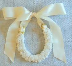 lucky horseshoe gifts wedding lucky horseshoe made from vintage lace and fabric number