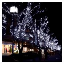 Solar Christmas Lights Australia - 200 white christmas icicle led string lights solar powered