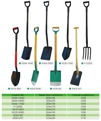 Types Of Gardening Tools - all types of farm tools building construction hoe half round
