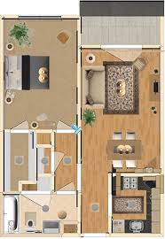 1 bedroom home floor plans spacious one bedroom apartments for senior living riddle village