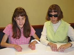 How Do Blind People Read Braille Chapter Five Read Read Read U2014there Is No Substitute