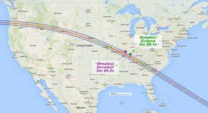 Map Of The Stars Los Angeles by Solar Eclipse August 2017 New Moon U2013 Astrology King