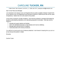New Graduate Nurse Cover Letter Samples by Nurse Resume Cover Letter Resume Peppapp