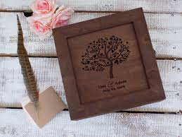 engraved guest book 3d tree guest book tree guest book owl guest book wedding