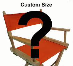 canvas replacement for director chair director chair covers