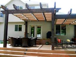 easy unique patio shade ideas image on stunning small backyard
