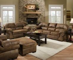 Simmons Recliner Sofa Simmons Leather Sofa And Loveseat Foter