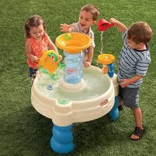 Toddler Water Table Spiralin U0027 Seas Waterpark U0026 Water Table Little Tikes