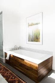Teak Bath Caddy Australia by Delectable Wooden Bathtub Bathroom Tubs For Uk Bath Caddy Nz Tray