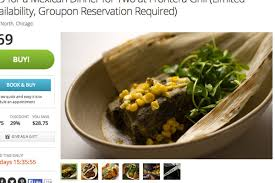 groupon launches time specific reservation deals eater
