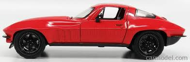 fast and furious corvette 98298 scale 1 24 chevrolet letty s corvette coupe 1963