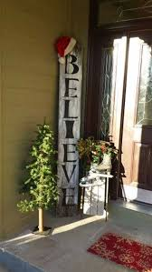 Decorating Your Home For Christmas Ideas 25 Best Christmas Front Porches Ideas On Pinterest Christmas