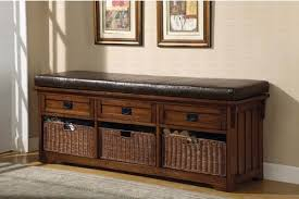 wood entryway bench staircase design entry way with storage