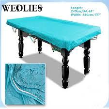 lake blue universal waterproof rectangular dustproof cloth for