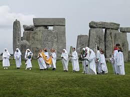 celtic ritual robes druidry modern