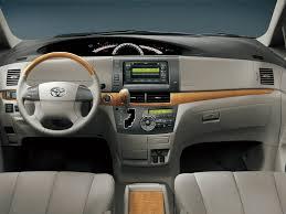 toyota previa toyota previa 2007 design interior exterior innermobil