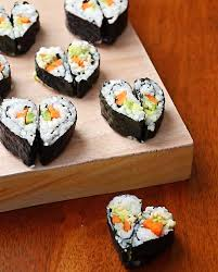 Dinners Ideas For Two Valentine Heart Shaped Sushi U2013 Healthy U0026 Cheap Fast Dinner Food