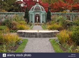 Westbury Botanical Gardens Westbury Gardens House On Island Ny Stock Photo 64356683
