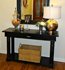 Black Entryway Table Black Entryway Table Interesting Ideas For Home