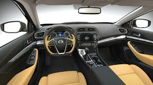 nissan maxima midnight edition interior 2016 nissan maxima revealed in new york prices start at 32 410