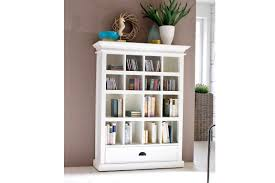 best wood for bookcase 15 the best painted wood bookcases
