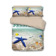 Starfish Comforter Set Compare Prices On Starfish Bedding Set Online Shopping Buy Low