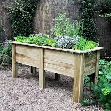 garden planters wooden plastic u0026 contemporary styles notcutts