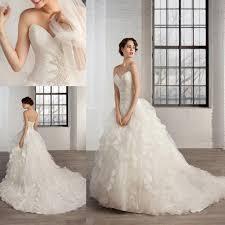 corset wedding dresses 2016 new cosmobella designer beaded