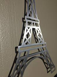 eiffel tower decorations wall designs eiffel tower wall la stickers luxury