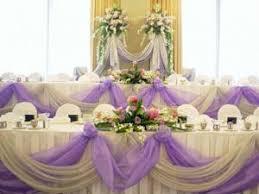 decoration eglise pour mariage décoration de mariage avec du tulle par decomariage