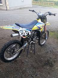 suzuki rm 85 big wheel in draperstown county londonderry gumtree
