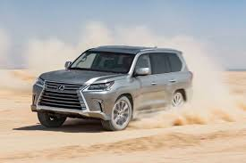 lexus dance of f lexus lx 570 2017 motor trend suv of the year contender motor trend