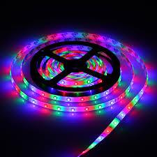 led strip lights for motorcycle 5m 270 leds 2835 smd remote control rgb color led strip light