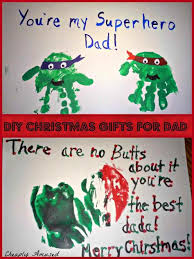 diy fatherus day the kids easy projects diy homemade christmas