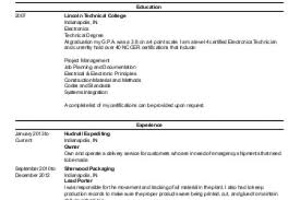 Driller Resume Example by Directional Driller Resume Templates Reentrycorps