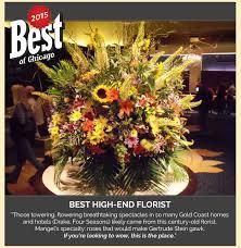 Hotel Flower Decoration Mangel Florist At The Drake Hotel