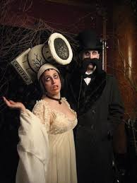 Dark Link Halloween Costume Super Punch Edward Gorey Inspired Gown Costume Link Roundup