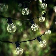 outdoor lights string large bulb garden bulbs globe led ebay