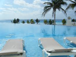 resort pool resorts in cancun with private plunge pools