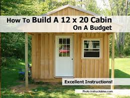 how to build a cabin house buildcabin instructables com 2 jpg