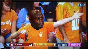 Tennessee Vols Memes - 19 best memes of college football s biggest losers in week 7 sportige