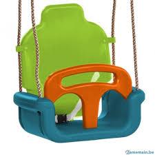 siège balançoire bébé siège balançoire bébé évolutif 3 en 1 a vendre 2ememain be