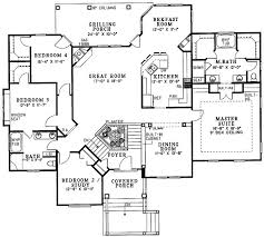 split entry floor plans lofty ideas 4 bedroom split entry house plans 9 level home act