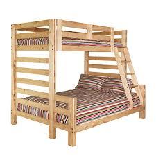 Solid Oak Bunk Bed Cottage Canadian Solid Wood Bunk Bed