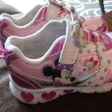 minnie mouse light up shoes best minnie mouse light up shoes size 7 for sale in