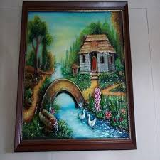 3d mural 3d mural painting at rs 20000 piece mural painting ajantha