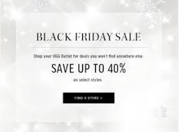 ugg black friday 2018 sale outlet deals blacker friday