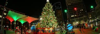 sundance square tree lighting 2017 things to do this holiday season do downtown blog